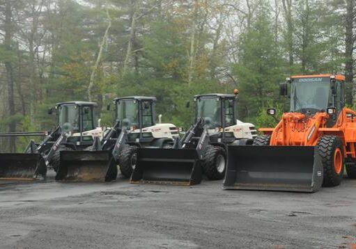 Rentals - Equipment East | Available Used and New Equipment